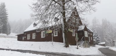 Photo for Tellerhäuser Hof- The old Forsthaus directly at the ski lift