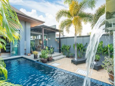 Photo for Onyx Lite 2 bedrooms villa with pool