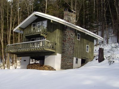 Photo for A cozy little chalet great for families and small groups!