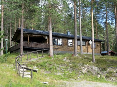 Photo for Vacation home Lofsdalen Furan (HJD051) in Lofsdalen - 8 persons, 4 bedrooms