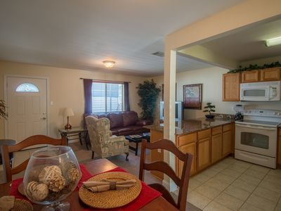 Photo for Sunny Condo w/ WiFi, Parking, 2 Resort Pools & Rec Area