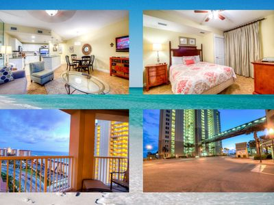 Photo for Fantastic Condo With Ocean View, Great Amenities By ZIA!