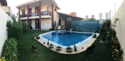 Photo for HOUSE IN PONTA NEGRA, Swimming pool, Prox. the beach. - 5 SUITES