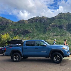 Photo for 2019 Toyota Tacoma Roof top tent ~ AliKai