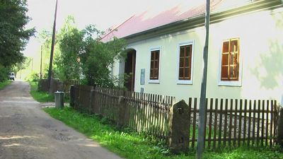 Holiday house Slavonice for 4 - 8 persons with 3 bedrooms - Holiday house