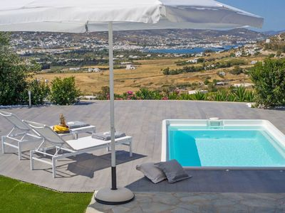Photo for Stunning private villa for 4 people with WIFI, private pool, A/C, TV and parking