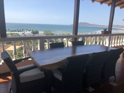 Photo for AMAZING OCEAN  VIEWS AND SUNSETS Penthouse #2