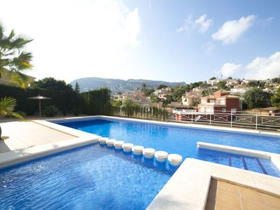 Photo for Vacation home Casa Junio in Calpe/Calp - 6 persons, 3 bedrooms
