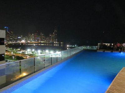 Photo for Exclusive Design apartment in Panama City. 135 sqm, 46th floor, modern building