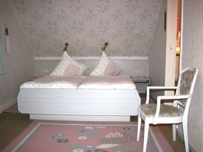 "Photo for Pension ""Pension am Walde"" double room 01 with shower / WC - Pension ""Pension am Walde"""