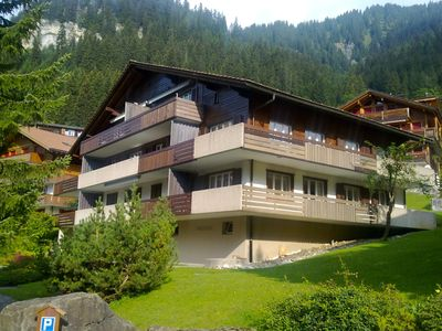 Photo for 3BR Apartment Vacation Rental in Adelboden