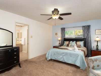 Photo for Quiet 3 BD/2 BTH Home, Great Backyard - Sleeps 8