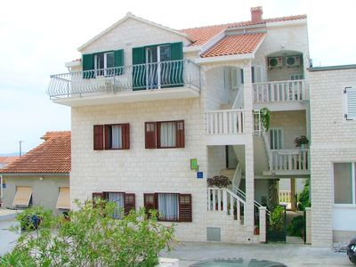 Photo for Apartments Božo, (7905), Bol, island of Brac, Croatia