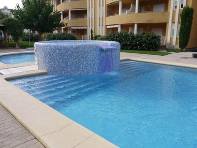 Photo for Holiday apartment Dénia for 1 - 4 persons with 2 bedrooms - Holiday apartment