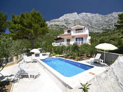 Photo for 1BR Apartment Vacation Rental in Baška Voda, Makarska riviera