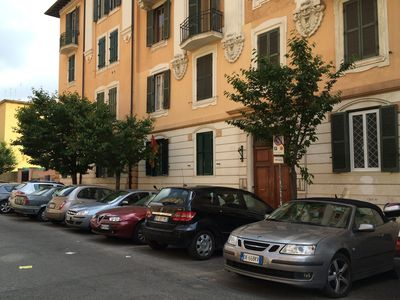 Photo for Come and feel at home in this airy three bedrooms apartment, in Rome centre