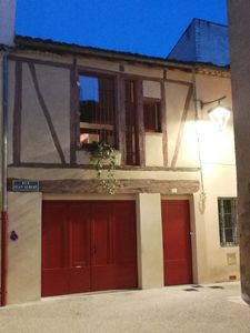 Photo for House 75m2 + big garage, air-conditioned, any comfort, located center of Cahors.