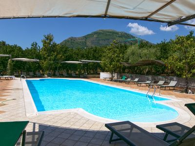 Photo for Spacious Holiday Home in San Cipriano Picentino with Terrace