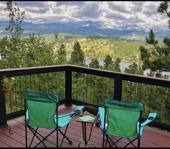 Our Amazing Continental Divide view that will take your breath away!