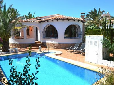 Photo for Costa Blanca, Javea, Villa for 4 people, private pool.