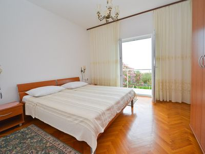 Photo for Spacious 4* apartment w/ wonderful view,  4 persons, family, youngs, pets