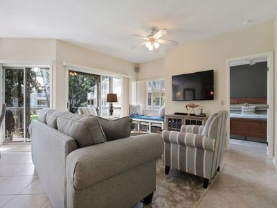 Photo for Less than 100 yards to beach with Recent Upgrades-606 Barrington Park