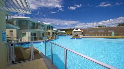 Photo for Pacific Blue Resort 179 - 2 Bedroom Swimout - 3 and 4 night stay specials