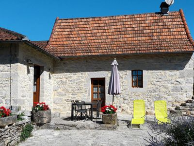 Photo for Vacation home Ferienhaus (ESE100) in Espagnac-Sainte-Eulalie - 6 persons, 3 bedrooms