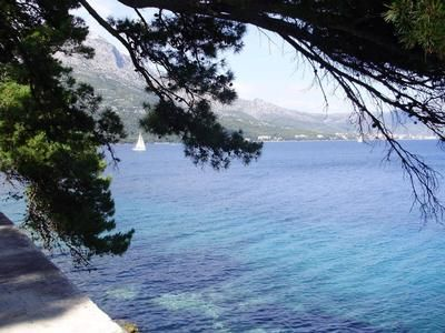 Photo for Holiday apartment Korčula for 1 - 3 persons with 1 bedroom - Holiday apartment in a two family house