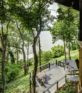 Photo for Nashville & the gorgeous lake! Perfect location with spectacular views!!!