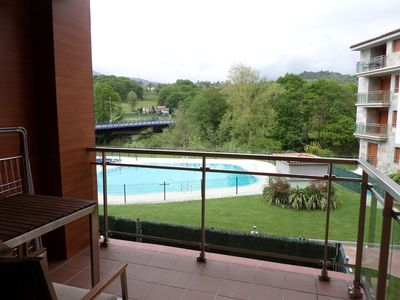 Photo for Rentals Apartment in Housing development Jardines del Sella in Cangas de Onis.