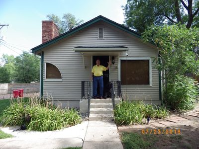 Photo for the Uintah House - Sleeps 4 on New Beds and Matteresses