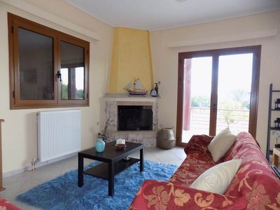 Photo for Athena's House accommodates with comfort up to 6 guests