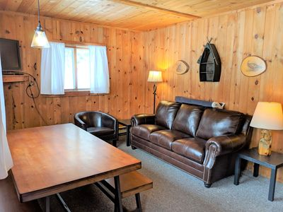 Photo for Walleye Cove - Cabin #7 - Vacation in Style with the Best Amenities