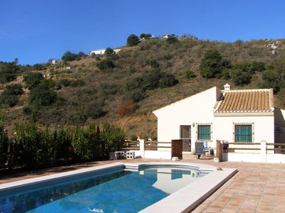 Photo for 3BR Villa Vacation Rental in comares, malaga
