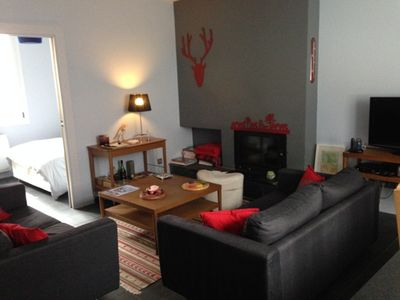 Photo for T3_ CENTRAL AND COZY APARTMENT WITH GARAGE