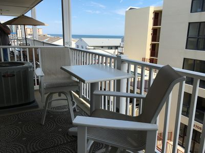 Beautiful Ocean View 3rd Floor Condo North Ocean City, Maryland (127th Street)