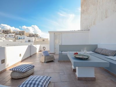 Photo for House in Naxos with Internet, Washing machine, Air conditioning, Balcony (908642)