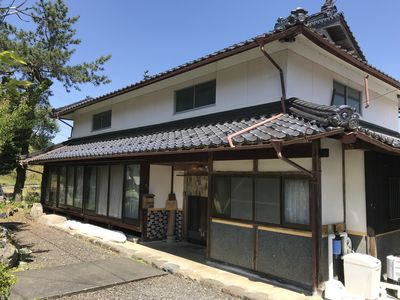 Photo for Enjoy nature in a mountain village in Kyoto, relax in an old private house