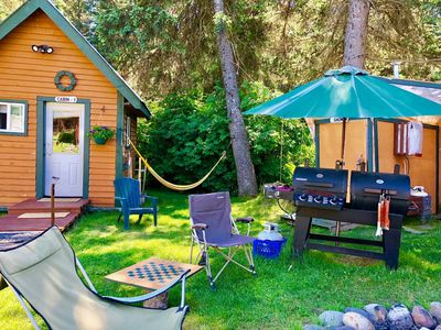 Photo for Enjoy our Dry Cabins in Homer, Alaska!