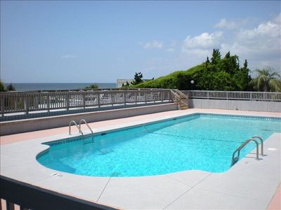 Photo for Ocean Front 2BR 2B Condo right on the beach