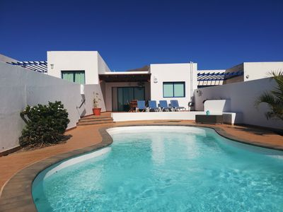 Photo for Villa MIRADOR with private heated pool, wifi, etc ...