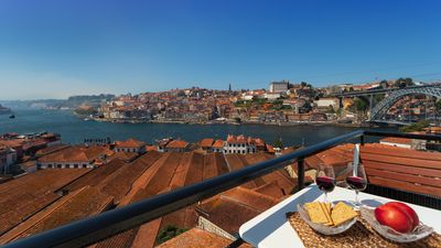 Photo for Vegan Top Floor Apartment- Porto and Douro Stunning Views