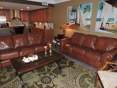 Photo for Grand Panam 1503 - Penthouse Unit! 3 Bedroom/3 Bath Sleeps 8, Great Gulf Views