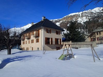Photo for House Le Clos Marie, appart. Etendard, exceptional location, 8 people