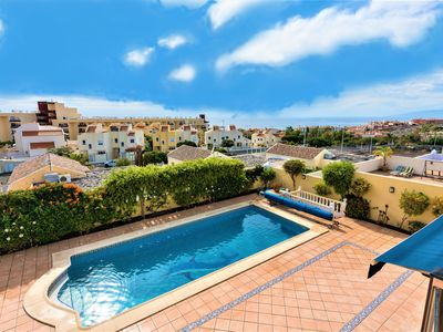 Photo for Villa Almendro, BBQ, Heated Private Swimming Pool!