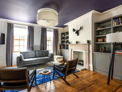 Photo for Downtown Hfx Heritage Home with Luxury Finishes