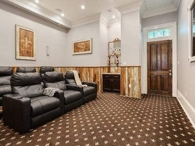 Photo for Magnificent Manor with Home Theater Off Magazine Street