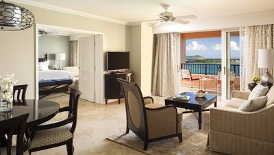 Photo for Gorgeous, Oceanfront 2 bedroom, 2 bathroom suite at Ritz Carlton Club