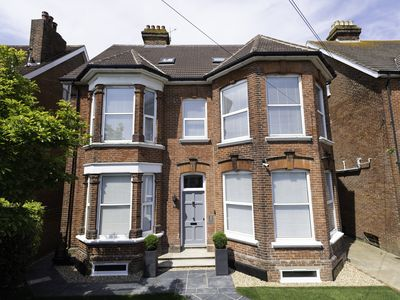 Photo for Beautiful Edwardian house in a prime location yards from Southsea seafront.